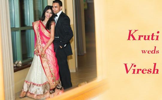 Kruti weds Viresh