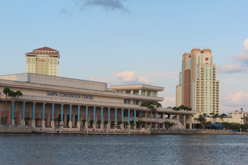 Day 2 - Tampa Convention Centre 1