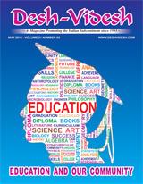 Desh Videsh May 2014 - Cover Story