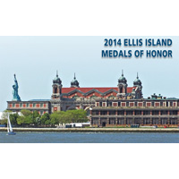 2014 Ellis Island Medals of Honor
