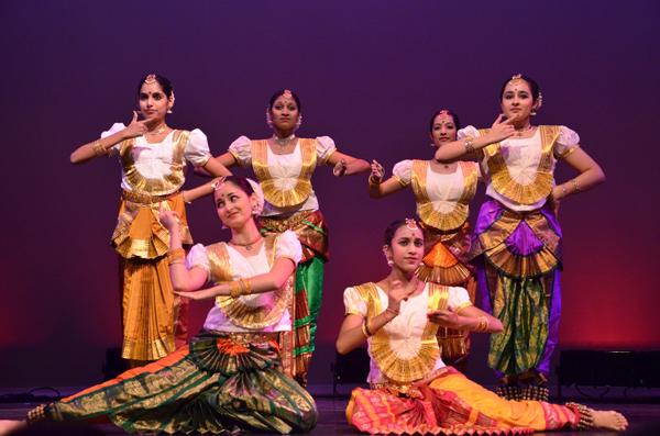 SF Anvita Indian Classical Dance