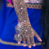 2014 South Florida MyShadi Bridal Expo Mehndi Competition