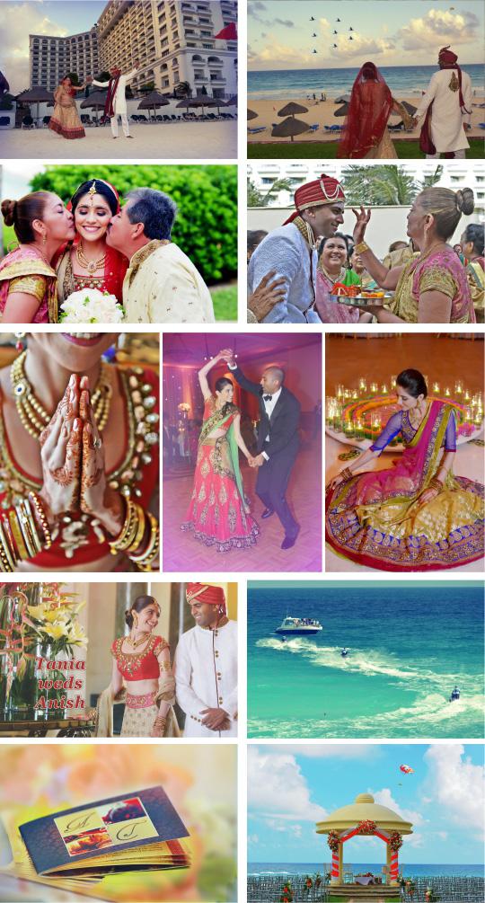 Tania weds Anish