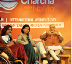 Prime Minister Narendra Modi Speach Violence against women