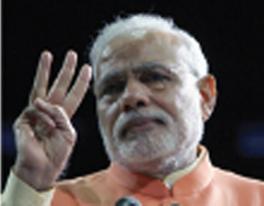 Prime Minister Narendra Modi Madison Square Garden in New York City