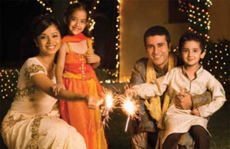 Bringing the Light of Diwali to Every Home