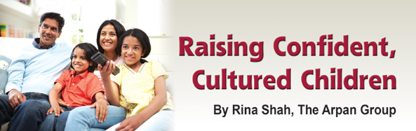Raising Confident Cultured Child