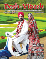 Desh Videsh March 2015 - Cover Story