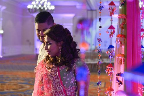 Nikki weds Mayur