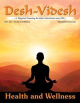 Desh Videsh April 2015