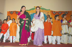 South Florida Hindu Temple's Education Program