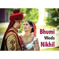 Bhumi Weds Nikhil TITAL 1