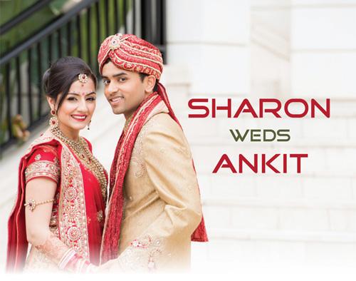 Sharon Weds Ankit