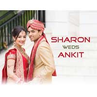 Sharon Weds Ankit TITAL 1