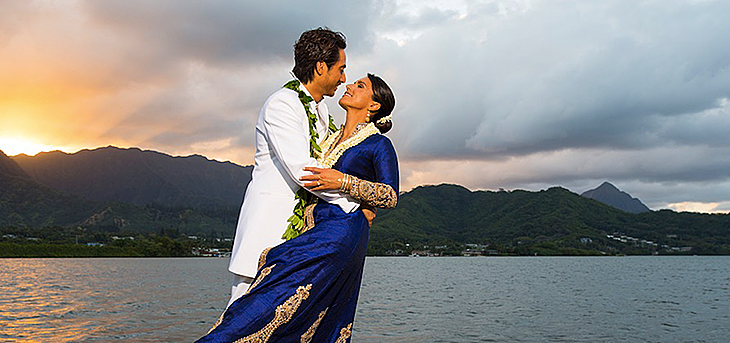 Tulsi Gabbard Abraham Williams Wedding