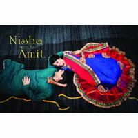 Nisha Weds Amit Main 1