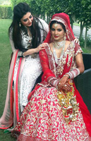 Harbhajan Singh & Geeta Basra's Grand Wedding