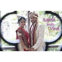Aarohi Weds Viral Title 1 2