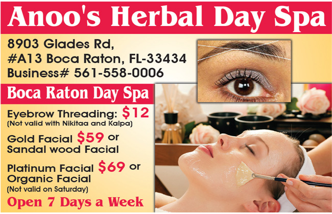 ANOOS HERBAL DAY SPA