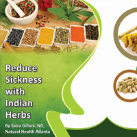 Reduce Sickness with Indian Herbs