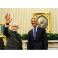 Prime Minister Narendra Modi Visits the United States