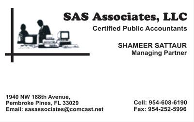 SAS-ASSOCIATES;LLC