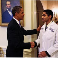 Dr.Vivek Murthy - First Indian American US Surgeon General
