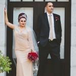 Michele Renee weds Osama