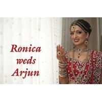 Arjun weds Ronica