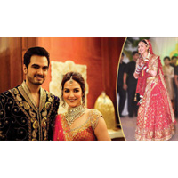 A Perfect Confluence of Love: The Esha Deol Bharat Takhtani Wedding