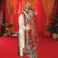 Love in the Fast Lane Mattie weds Naresh