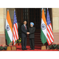 Obama visits India - Strenghtening Future Relations