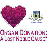 Organ Donation: A Lost Noble Cause