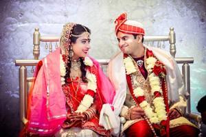 Reema weds Chandresh