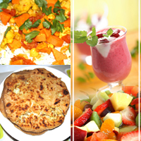 Healthy recipes to help get you back on track