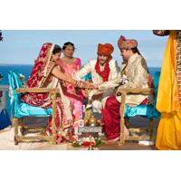 The Ecstasy of a Destination Wedding Paru and Rishi