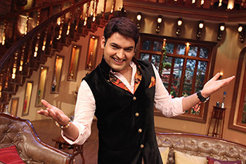 Kapil Sharma Discusses Colors