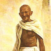 Mohandas (Mahatma) Gandhi, Father of Nation