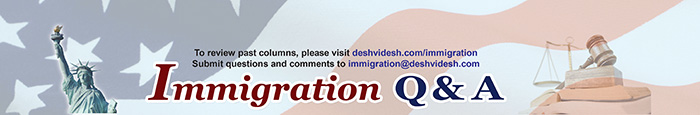 Immigration Question and Answer