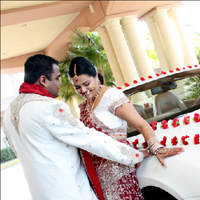 Wedding Story - Nilu and Jay Patel