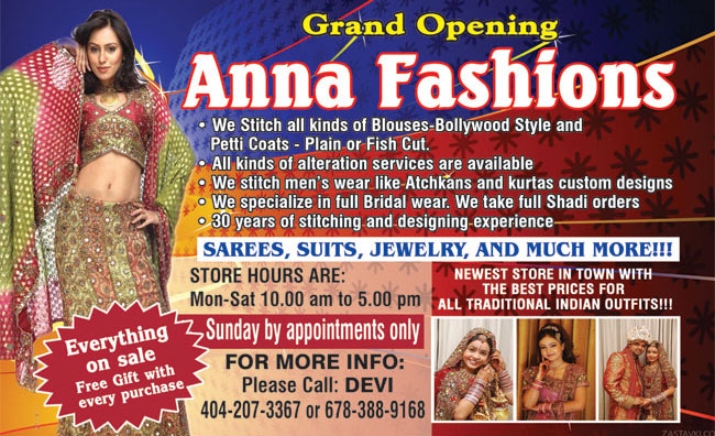 Anna Fashions