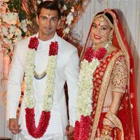 Bipasha weds Karan