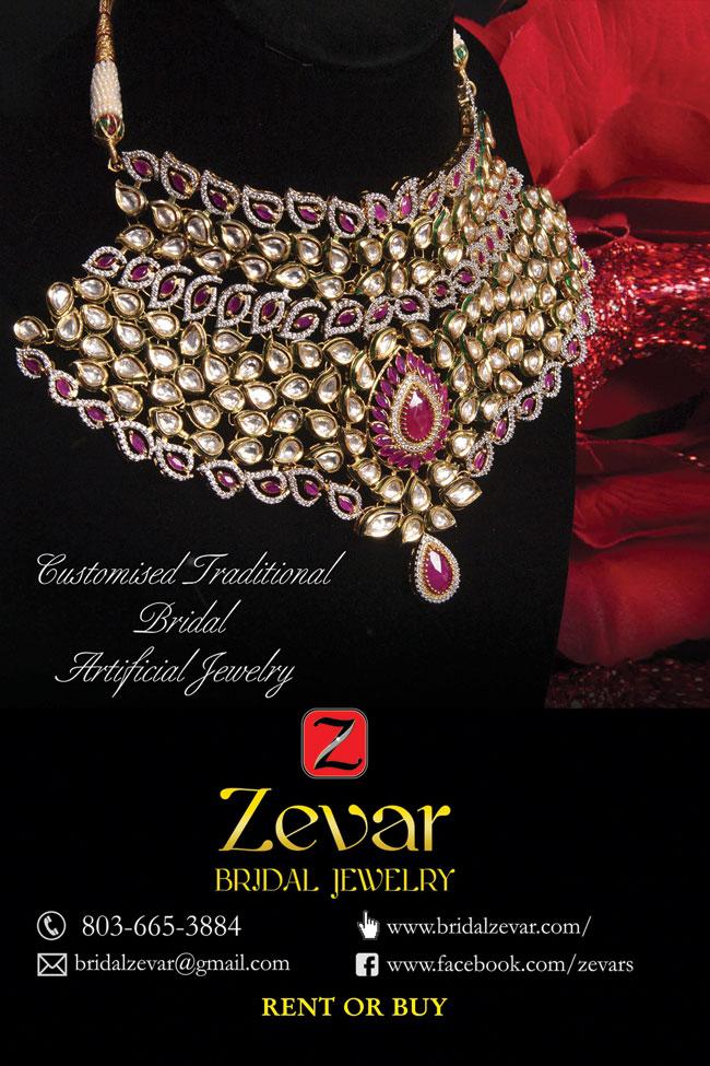Zevar Bridal Jewels