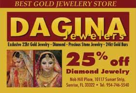 Dagina Jewelers