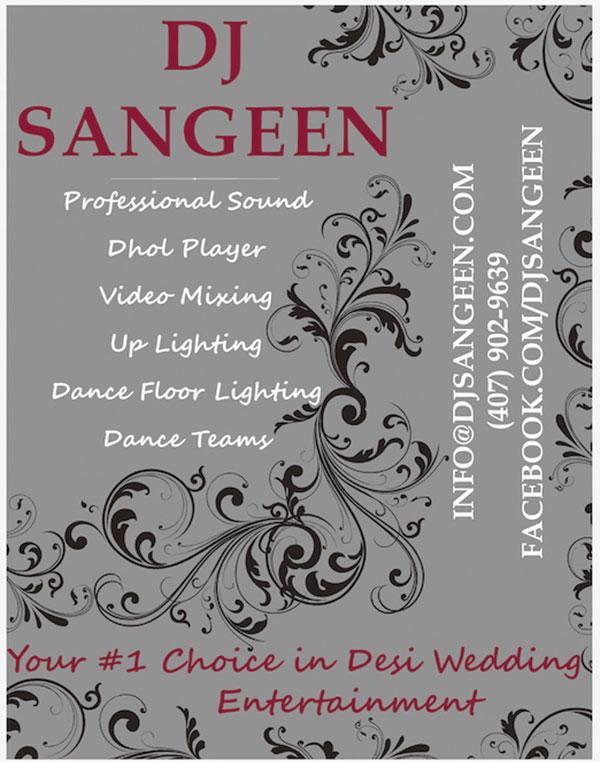 DJ Sangeen
