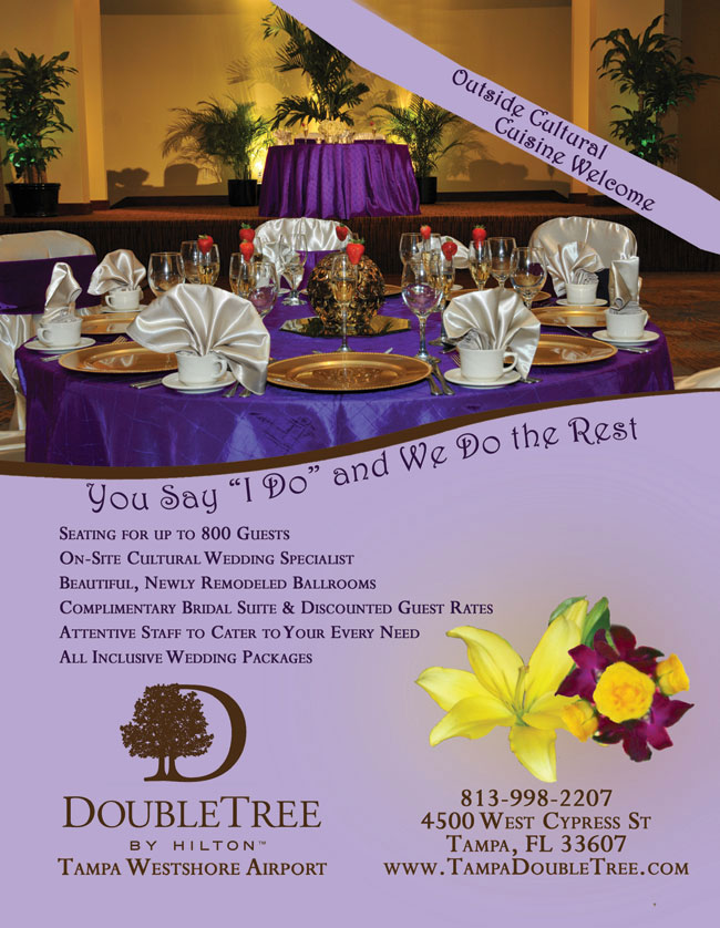 DoubleTree Hotel - By Hilton Tampa Westshore Airport, Phone: 813-998-2207