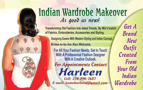Harleen Sethi, Indian Wardrobe Makeover