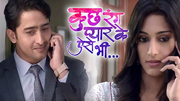Romantic Moments in Kuch Rang Pyar Ke Aise Bhi