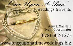 Once Upon a Time Wedding @Events