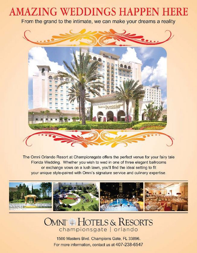 OMNI HOTELS & RESORTS, Phone: 407-238-6547